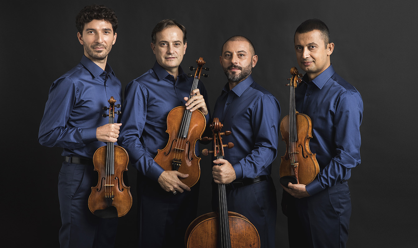 BORUSAN QUARTET & CAN ÇAKMUR