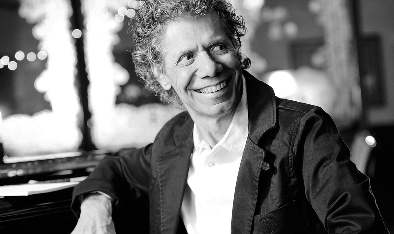 SURPRISE CONCERT: BIPO & CHICK COREA